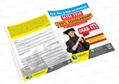 Mediit-academic-institute-Brochure-Design-and-printing-in-patna