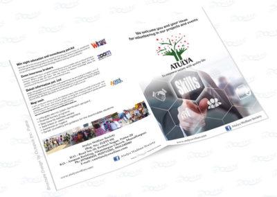 NGO-skill-brochure-design-patna-bihar-india-delhi-ranchi-jamshedpur