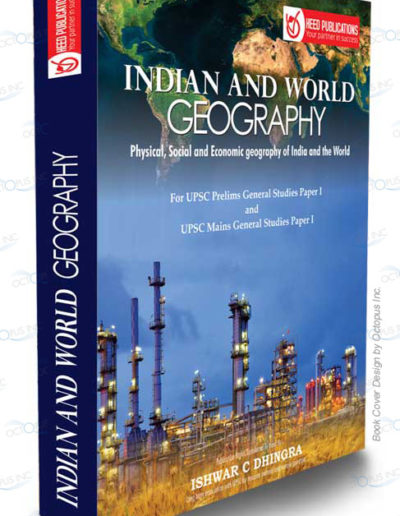 indian-and-world-geography-book-cover-design-gurgaon-new-delhi