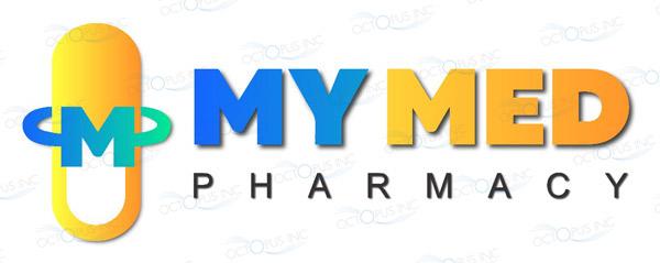 my-med-pharmacy-logo-designer-in-patna-bihar